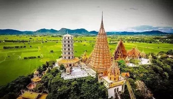"""Napattiga陪你游泰国,第三站不可思议的静谧之地""""北 碧 府"""""""