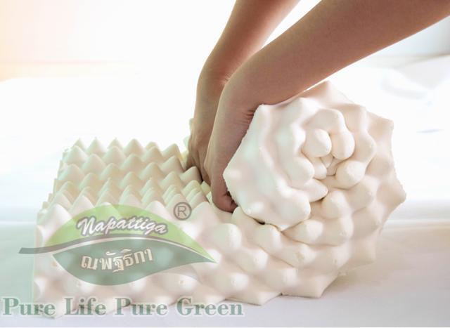 经得起检验的,才是好的乳胶枕头,这样的枕头你们见过吗