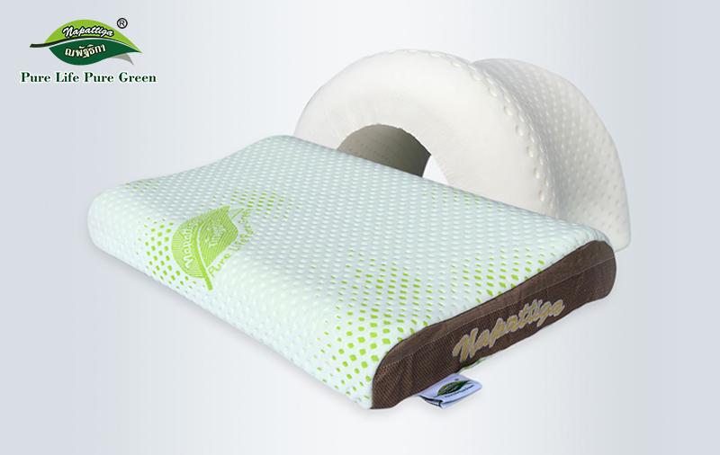 """时代造""""芳枕""""——娜帕蒂卡乳胶枕头"""