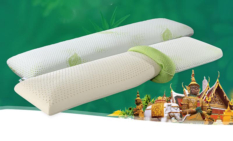 究竟是什么让乳胶枕深受欢迎?