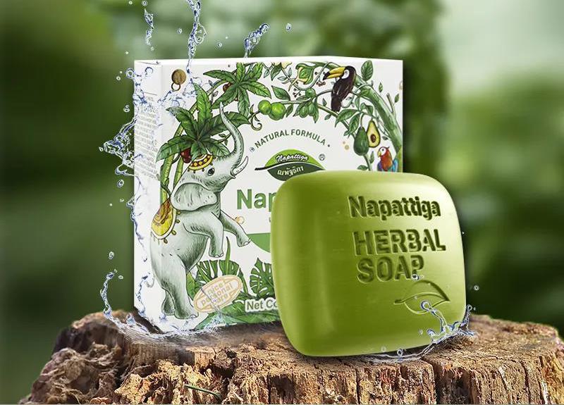 Napattiga除螨皂,一家人都在用的手工皂!除螨、卸妆都太完美了!