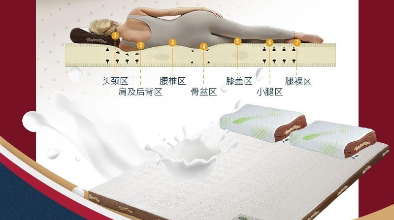 乳胶床垫常见厚度有哪些?选多厚合适?