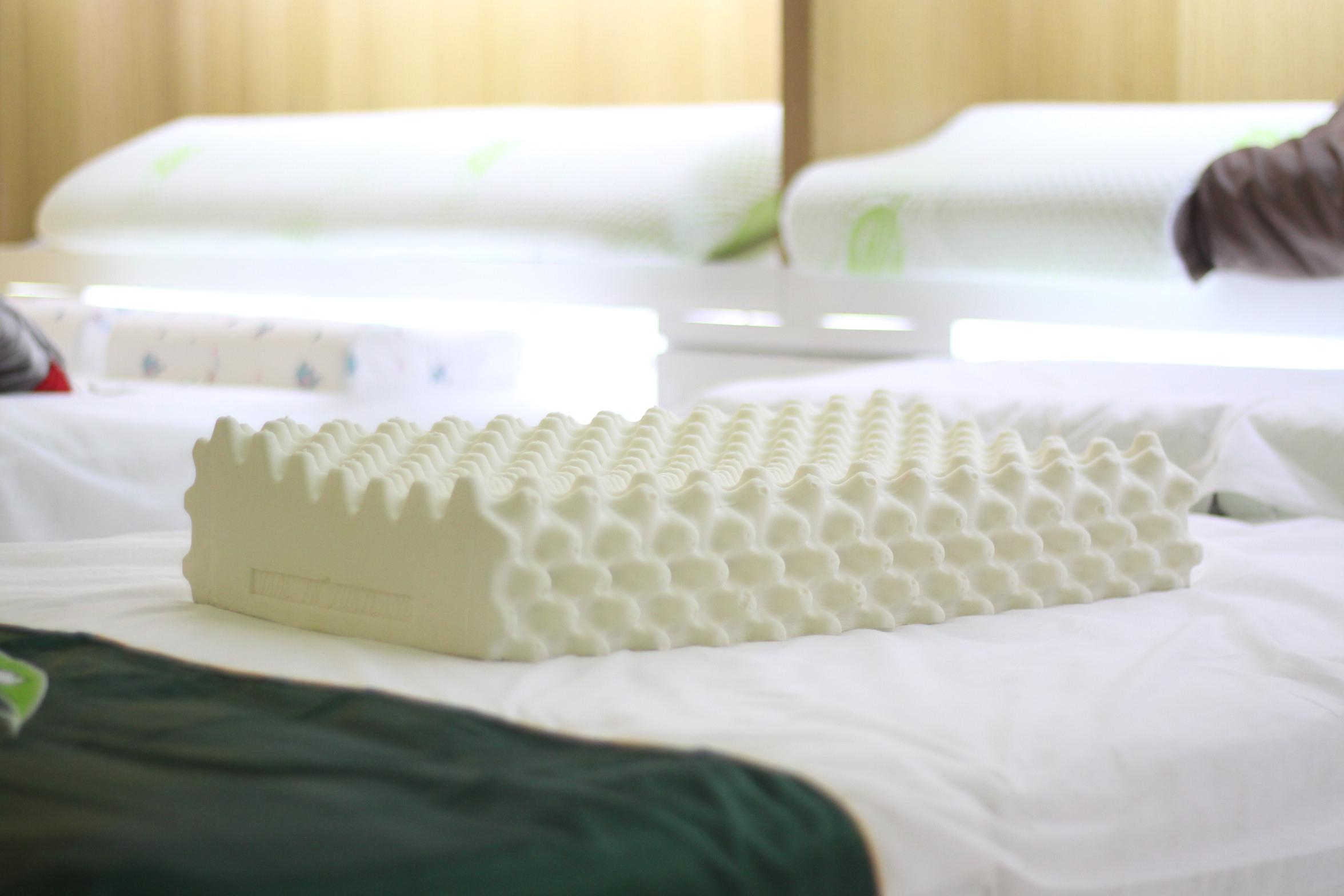 寝具新赛道,超四千亿的睡眠市场,进口乳胶看一看